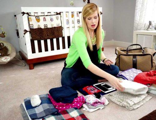 Списък за багаж за родилното: всичко, от което се нуждаете и нищо, от което нямате нужда